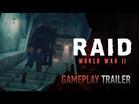 RAID: World War II - Control's War Effort