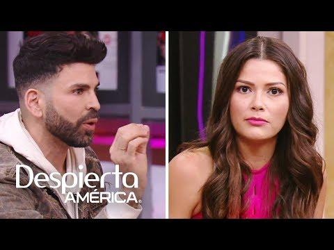 Ana Patricia y Jomari discuten por su baile en Mira Quién Baila