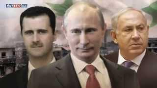 سوريا في الأجندة الروسية الإسرائيلية