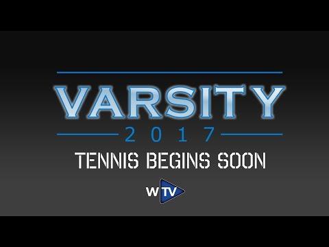 Varsity 2017: Tennis