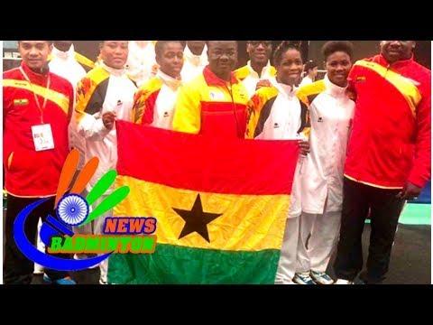 Badminton: ghana win bronze at thomas and uber champs