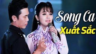 Nhạc Vàng Song Ca Gì Mà Hay Thế - Hẹn Ước Mong Manh | LK Bolero Hồng Quyên, Lê Minh Trung 2019