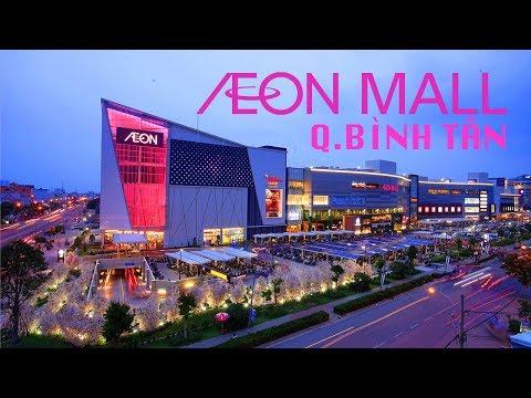 AEON MALL Bình Tân khai trương siêu thị khu Tên Lửa thành phố Hồ Chí Minh - ZaiTri