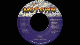 The Commodores - Still (Single Version) [HQ Audio]