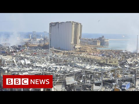 Beirut explosion: Angry