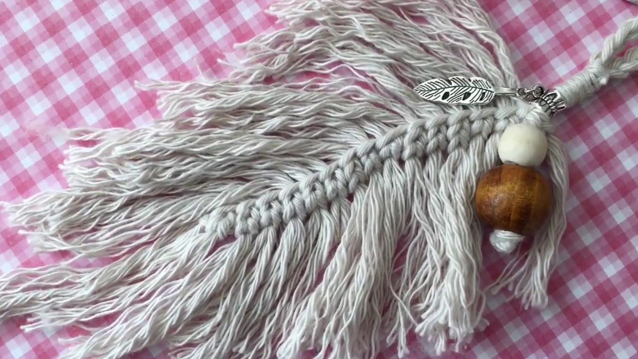Gehaakte Veer Handmade By Juf Sas Met Gratis Patroon Youtube