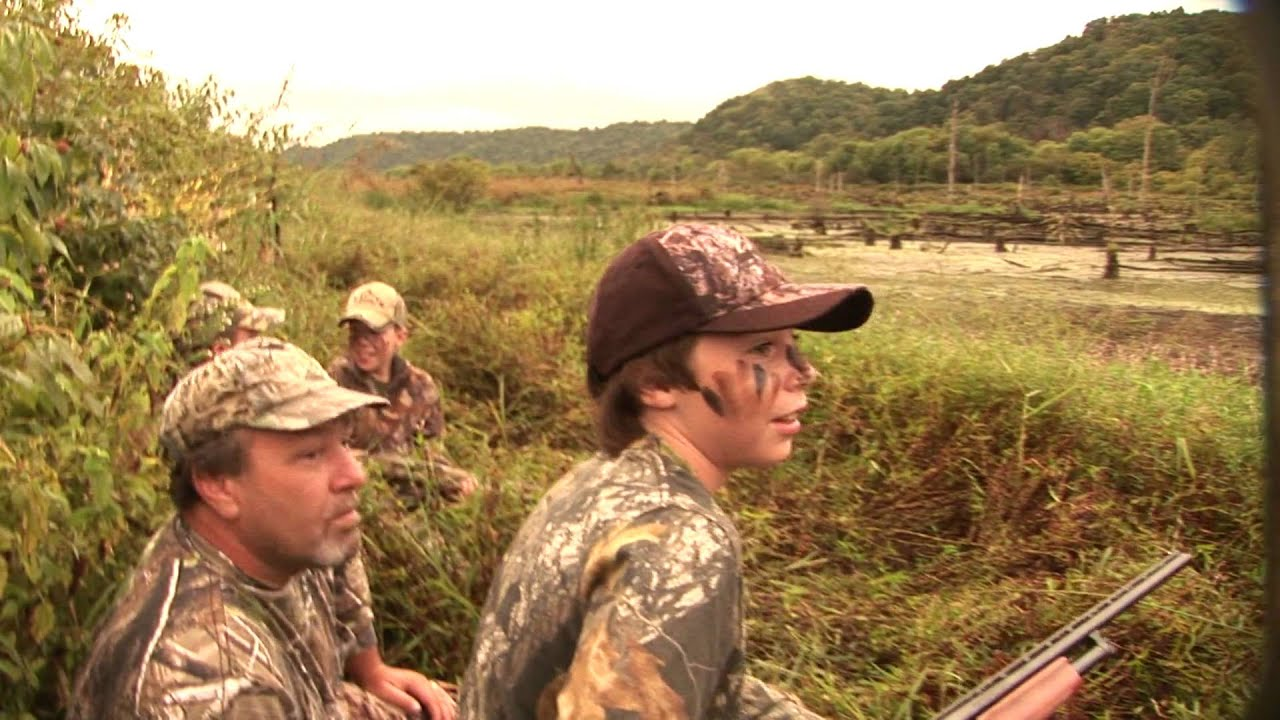 Beyond The Backyard/Ducks Unlimited 2009 WV Youth ...