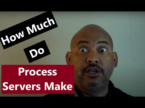 Process Server Jobs That Pay $875 Per Day