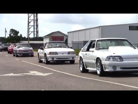 Mustang Week - Fox Body Cruise HD