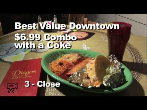 Diego's Mexican Restaurant & Cantina Downtown Denver