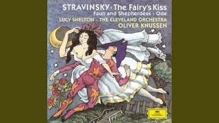 Stravinsky: The Fairy's Kiss - Andante - Vivace agitato (fig. 40)