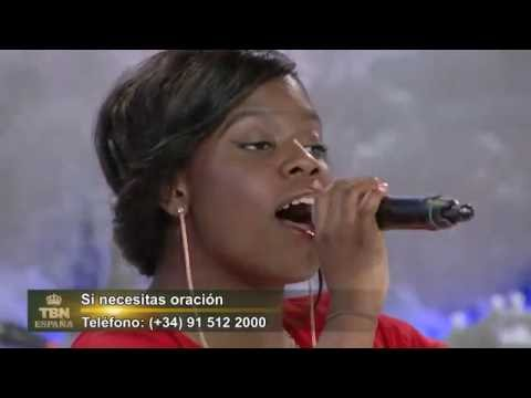 CRISTO VENCIO - LAMB OF GOD Sinach - Live at TBN España