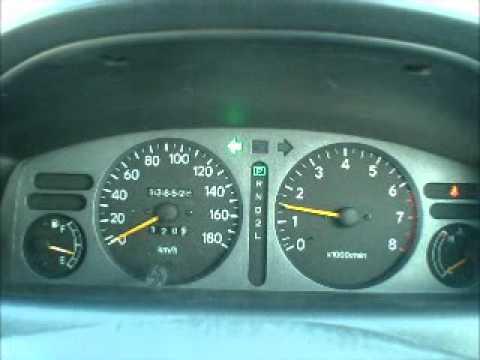 Toyota Sprinter Carib Z Touring 1997