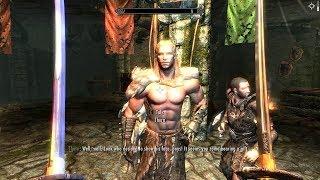 Skyrim Romance 3 1 Part 6 Thorn The Bastard Censored