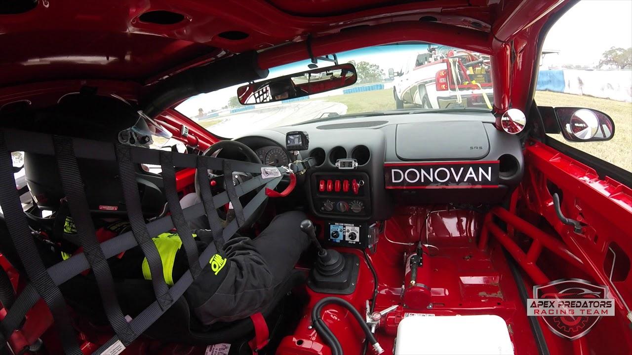 Second Race @ Sebring International Raceway – Apex Predators Racing