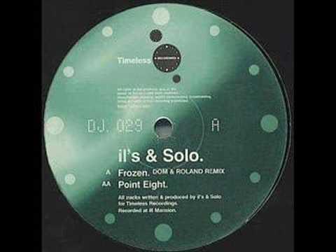 Ils & Solo - Frozen (Dom & Roland remix)