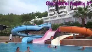 Club Hotel Anjeliq 4 / отзыв об отеле в Турции / обзор  Клаб Анжелик Конаклы Алания
