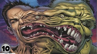 Top 10 Scary Alternate Hulk Stories