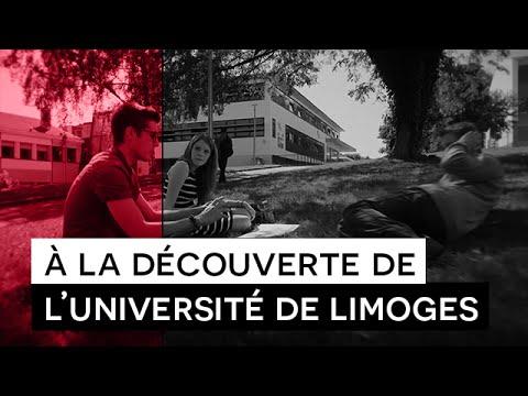 Venez à la découverte de l'Université de Limoges !