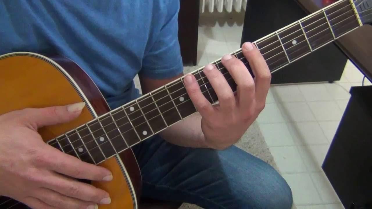 (1) Gitar Solo Egzersizleri / guitar finger exercises