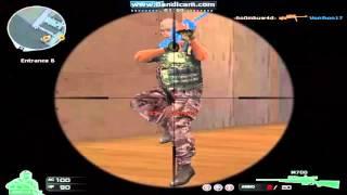 Crossfire PH: M700/Barrett [New Thang - Redfoo]