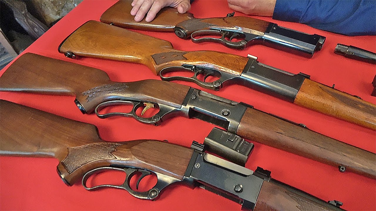 SAVAGE 99 IN THE GOLDEN AGE OF FIREARMS-Firearmsthinker