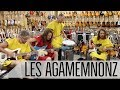 Les Agamemnonz a Surf Band from France at Norman's Rare Guitars!!!