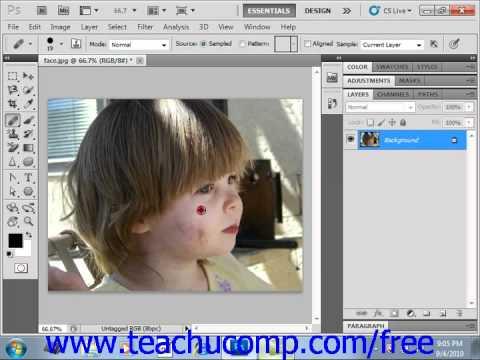 Photoshop cs5] using the history brush tool youtube.