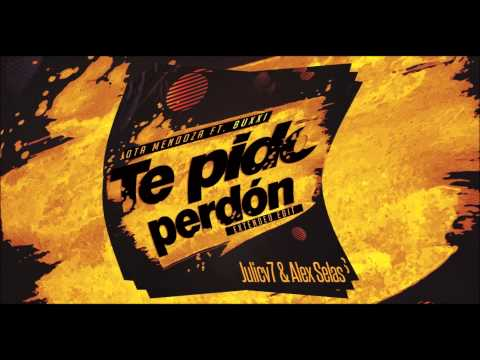Jota Mendoza Ft. Buxxi - Te pido perdón (JuliCV7 & Alex Selas Extended Edit)