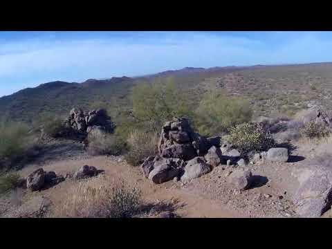 Snow Bird trail Gold Canyon AZ