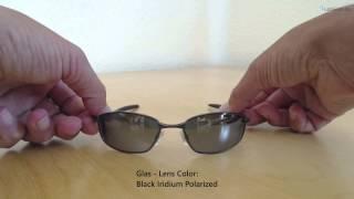 oakley whisker polarized lenses