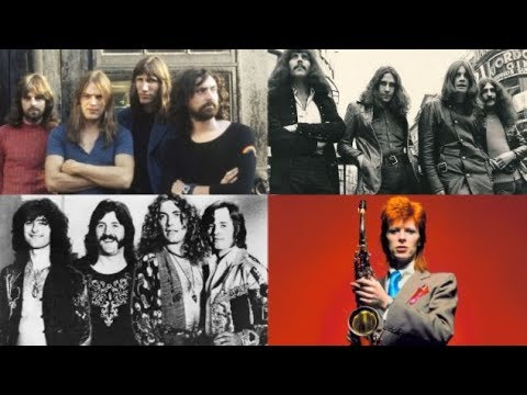 Top 100 Rock Songs Of The 1970's
