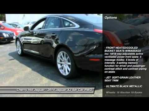 2014 Jaguar XJ Cherry Hill New Jersey P57455