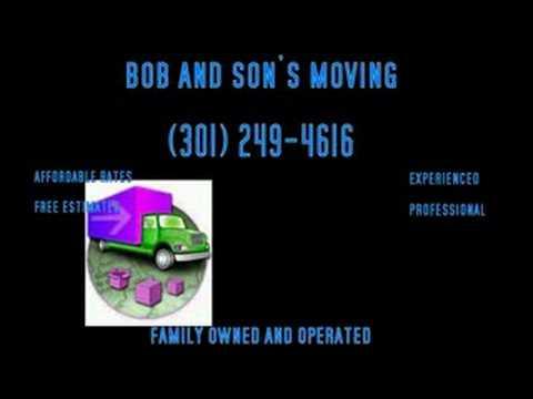 BOB AND SON'S MOVING