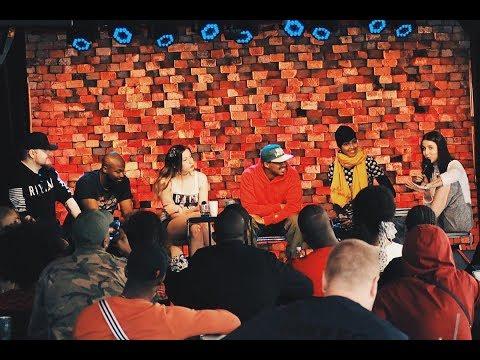 Random Life & Radio Helsinki: Hiphop Suomessa -paneeli (kooste)