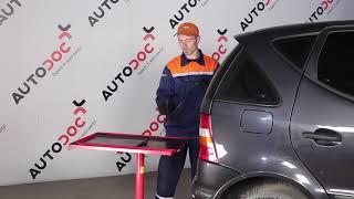 Come cambiare Kit riparazione pinza freno VW CADDY III Estate (2KB, 2KJ, 2CB, 2CJ) - video tutorial
