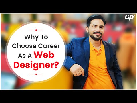 Why Web Designer Is A Good Career Choice Youtube