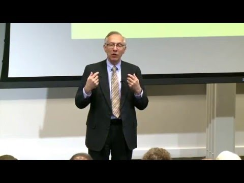 Harvey Fineberg: Technology, Information and Learning - YouTube