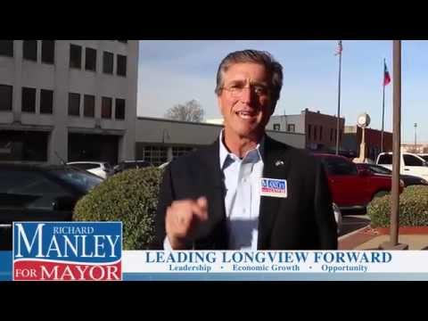 Richard Manley for Mayor - Longview Comprehensive Plan