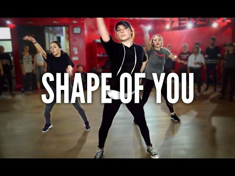 ED SHEERAN - Shape Of You | Kyle Hanagami...