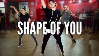 Repeat youtube video ED SHEERAN - Shape Of You | Kyle Hanagami Choreography