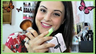 The Born Pretty Store - Makeup Review! Color Changing Lipstick, Blush, and Brush! *Jen Luv's Review*