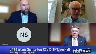 UNT System Chancellors COVID-19 Town Hall