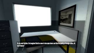 The Stanley Parable (2013) walkthrough - Part 1