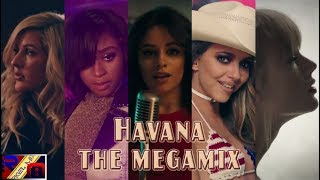 Havana: The Megamix - Camila Cabello, Little Mix, Fifth Harmony, Taylor Swift and Ellie Goulding