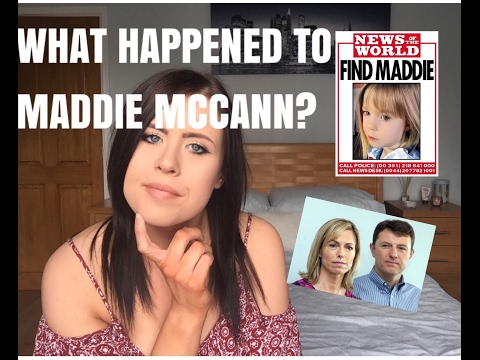 WHAT HAPPENED TO MADELEINE MCCANN? CONSPIRACY THEORIES!