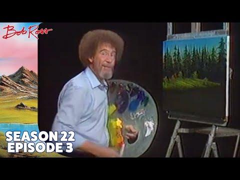 Bob Ross - Around the Bend (Season 22 Episode 3)
