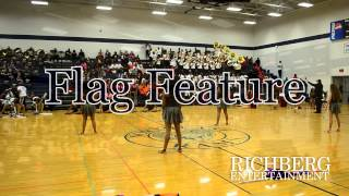 6) Northeast Guilford vs Hoke County - The Big Boom Spring Band Battle 2015 Full