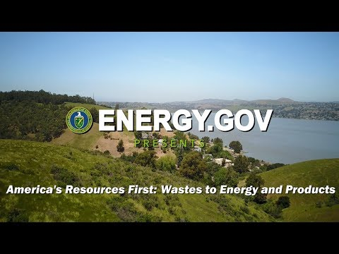 America's Resources First: Wastes to Energy and Products
