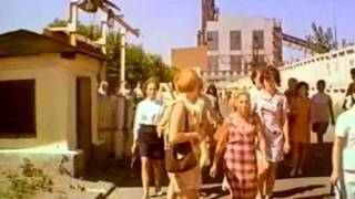 Rolling Stones - Factory girl (+ Russian  movie)